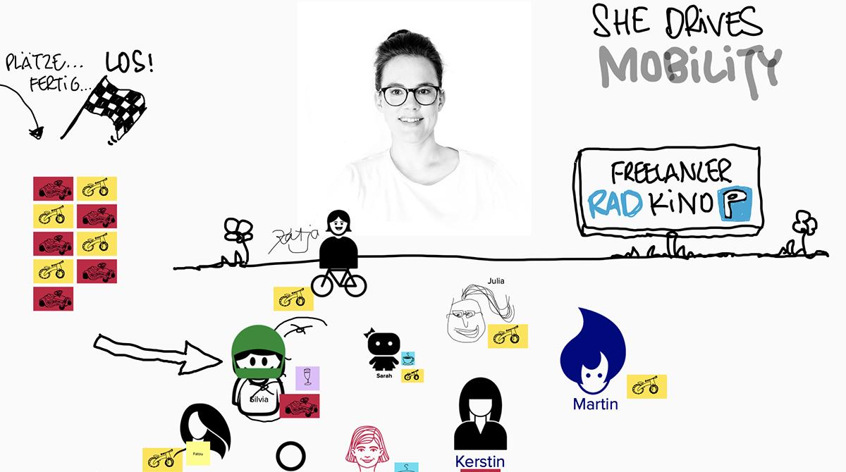 freelancers & friends - Frühstück digital mit Katja Diehl